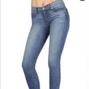 J Brand Cass Zippers @ Ankles in Antigua size 27
